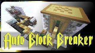 Automatic Block Breaker
