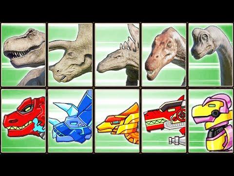 Jurassic World Evolution + Dino Robot Corps #1 | Eftsei Gaming |