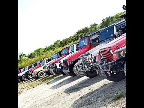 Jeep Only Club OFF-ROADs