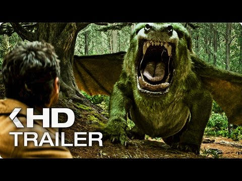 PETE'S DRAGON Trailer 2 (2016) Mp3