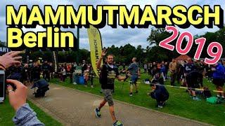 Mammutmarsch 2019 Berlin   100km in 14h50min
