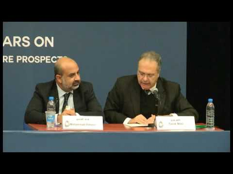 The Arab Revolutions :  Five Years On - Opening Remarks
