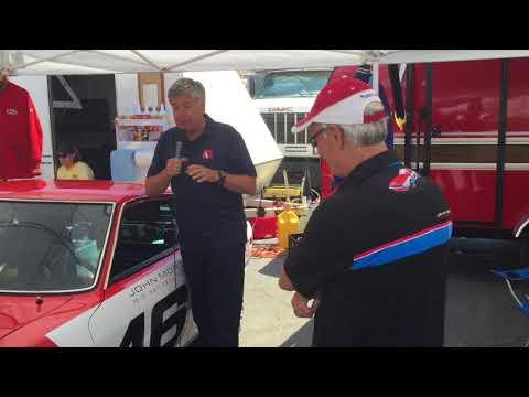 John Morton Datsun BRE 240z RMMR 2017