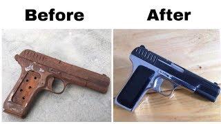 Скачать Deadlock Tokarev Tt 33 Gun Restoration