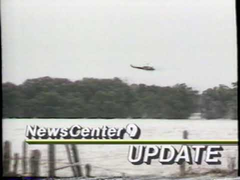 7/17/1987 KTSM Channel 9 News Update Tease Promo and bumpers