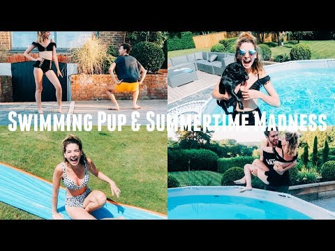 SWIMMING PUP & SUMMER MADNESS - MoreZoella (RUS SUB)