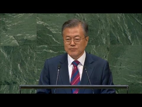 🇰🇷Republic of Korea – President Addresses General Debate, 73rd Session