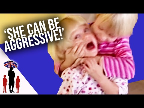 Parenting Problems with Three Unruly Girls | Supernanny