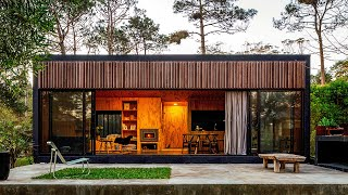 Modern Tiny Houses 🏡 Inspiring Minimalist Architecture