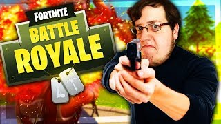 FINALLY SOMETHING HIT!   Fortnite Battle Royale (Gameplay Let's Play English)