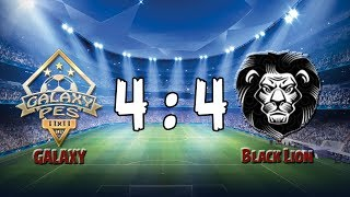 GALAXY 4 - 4 Black Lion (16 raund, 4 stars) 2 part