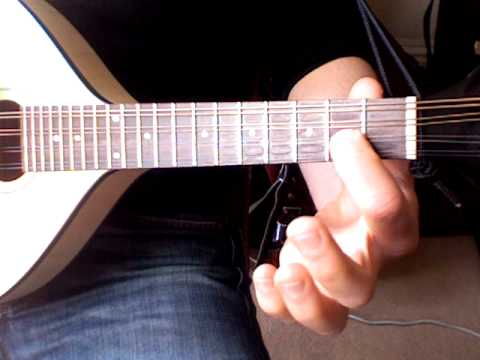 G Major Scale D G Chords Mandolin Tutorial Youtube