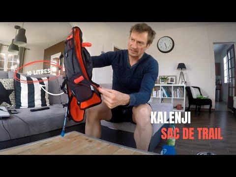 Test Kalenji L Decathlon De Sac Youtube 10 Trail Chez ffrTvq6w