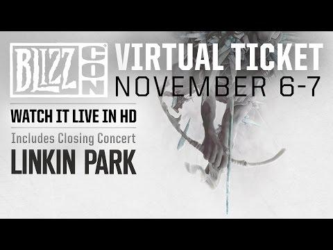 Linkin Park LIVE at BlizzCon® 2015!