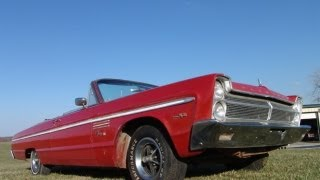 RARE! 1965 Plymouth Sport FURY III Convertible! Loaded With Its 383 Commando V8