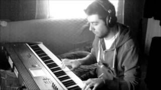 Playing Tesseract's 'Exile' (piano)