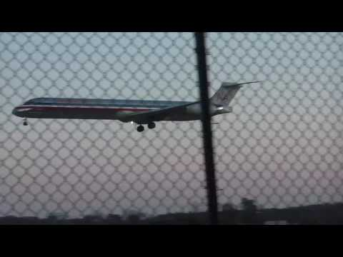 Plane Spotting at Norfolk International Airport