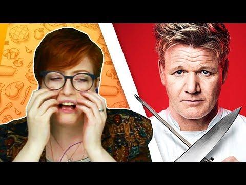 Irish People Watch Gordon Ramsay's Kitchen Nightmares