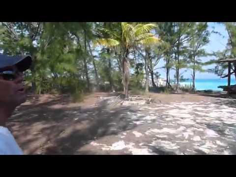 Carlos Lehder's home on Norman's Cay Bahamas