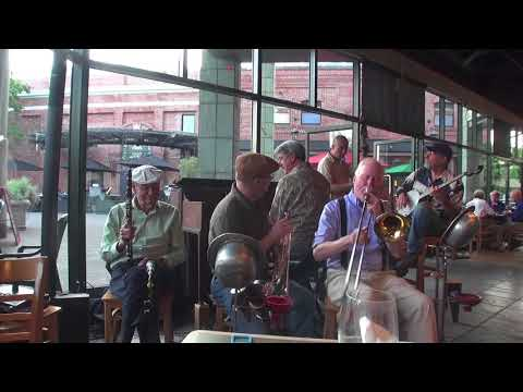 """Clint Baker's Cafe Borrone All Stars   """"Red River Valley"""" aka """"We Shall Walk Through the Streets of"""