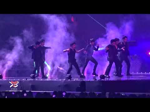 180714 EXO 엑소 - Sweet Lies - EXO PLANET #4 - The ElyXiOn [dot] in Seoul [직캠]