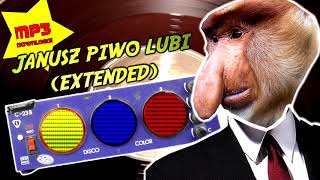 "JANO - ""JANUSZ PIWO LUBI"" (Modern Talking - Brother Louie/PARODY) EXTENDED + MP3 DOWNLOAD"