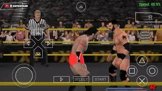 WWE 2K17 PSP SAVE DATA 2K18 MOD