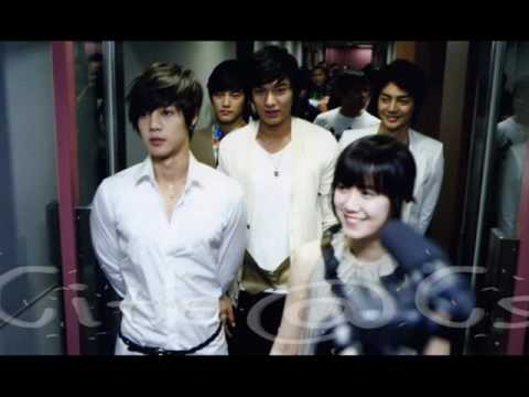 Lee Min Ho and Goo Hye Sun (MinSun Story)