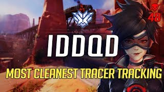 SF iddqd - Most clean tracer tracking [48 kills on Route66]