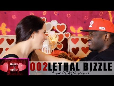 Lethal Bizzle - Heart 2 Heart Ep02 with Claira Hermet