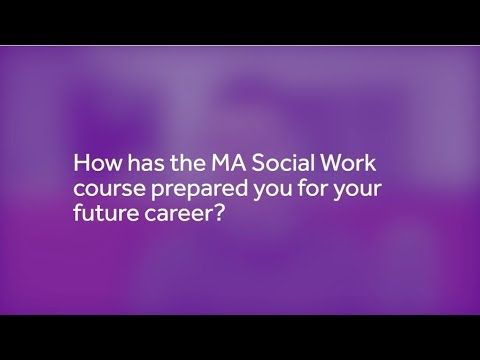 MA Social Work (2019 entry) | The University of Manchester