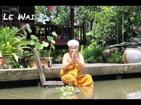 Along The Klong - Le Wai