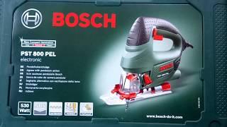 Bosch PST 800 PEL Hammer saw!!!