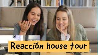 Reaccionando al house tour 🏡 de Juanpa Zurita Ft Mario Ruiz - Deco Clam