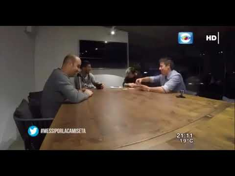 English translated interview w/Messi and Suarez  for the uruguayan TV