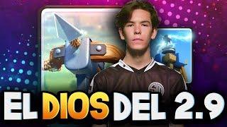 ¡¡EL MEJOR JUGADOR DE BALLESTA DEL MUNDO, ASÍ LLEGÓ AL TOP 1 EN EL TORNEO MUNDIAL!! - CLASH ROYALE