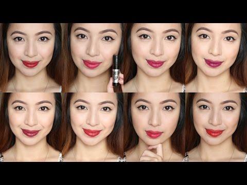 KJM Cheek and Lip Tint Swatches | Elai