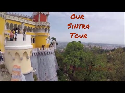 Sintra Portugal Highlights: Moorish Castle, Pena Palace & the National Palace