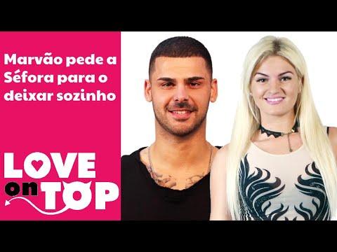 Marvão pede a Séfora para o deixar sozinho - LOVE ON TOP
