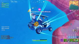 *NEW* All Terrain Kart and RIFT FAIL - Fortnite Battle Royale ( NOOBS ) thumbnail