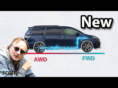 Here's Why Toyota's New Van is the Future (Goodbye Honda)
