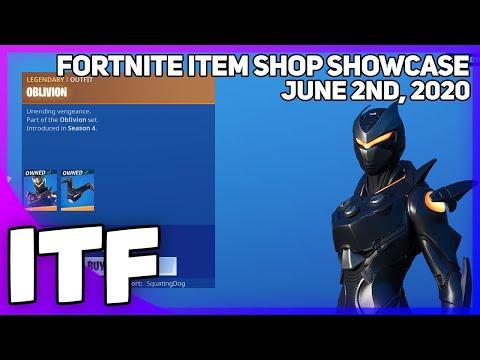 Fortnite Item Shop OBLIVION IS BACK! [June 2nd, 2020] (Fortnite Battle Royale)