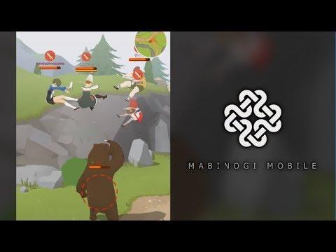 Mabinogi Mobile (KR) - Game reveal trailer