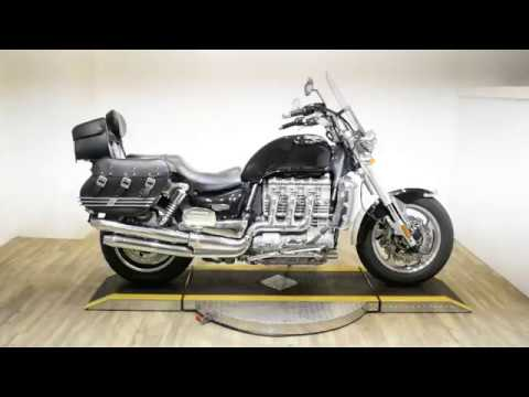 Triumph Rocket III Classic | Used motorcycles for sale at Monster Powersport, Wauconda, IL
