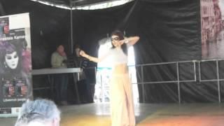 Венецианский карнавал в Таллине13. танцует