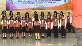 Xavira Choir (SMP Xaverius Maria Palembang)