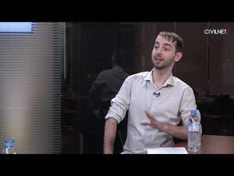 2020-12-09 - Эрик Акопян: Пути выхода из политического кризиса в Армении. Что делать гражданину.