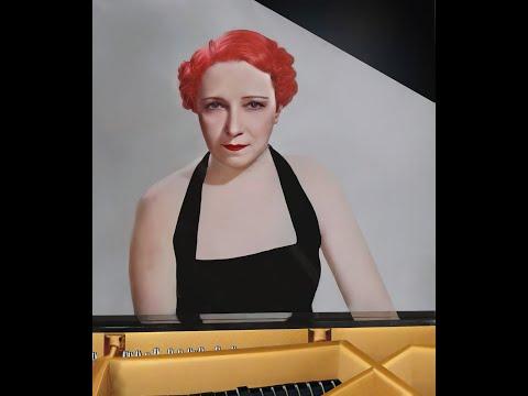 Magda Tagliaferro plays Prokofiev Sonata No. 3 op. 28 1963 (live)