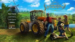 Farmers Dynasty Game play E1