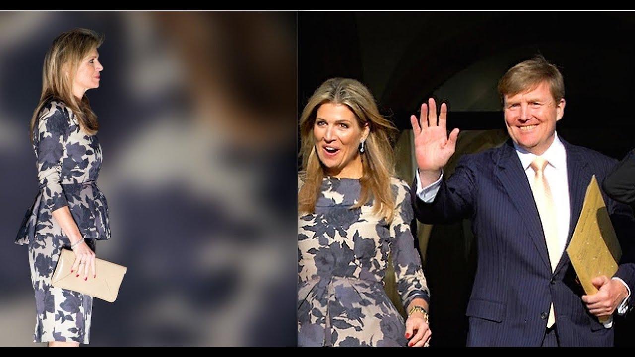 Koning Willem Alexander Viert Verjaardag 48 Met Personeel In